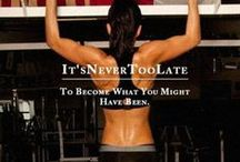 Workout - Inspiration for Perspiration / by Lisa Sheehan