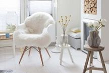 Modern Scandinavian / Clean, minimal and light, these Scandinavian-inspired interiors feature Danish, Mid-Century designs and lots of wonderful woods.