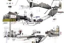 Architecture Diagrams,Posters