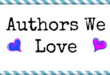 Author Stalker Club!