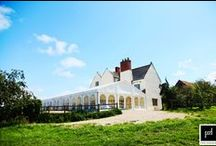 Huntstile Organic Farm / Huntstile Organic Farm is a superb Somerset Wedding Venue with lovely accommodation and delicious food!