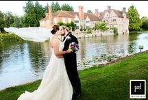 Birtsmorton Court / Birtsmorton Court is a stunning country wedding venue near Malvern, UK, offering fairy-tale weddings in a double-moated, medieval country manor house.