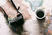 All around ✈ / Viaggiare è una scuola di umiltà, fa toccare con mano i limiti della propria comprensione, la precarietà degli schemi e degli strumenti con cui una persona o una cultura presumono di capire o giudicano un'altra.  (Claudio Magris)