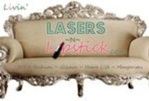 Lasers ~N~ Lipstick / The latest posts and projects from Lasers N Lipstick!