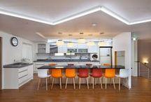 Интерьер кухни / Всевозможные решения для кухни