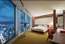 Andaz Tokyo / We are not hoteliers, but curators of inpiring experiences. A curator selects and interprets works of art.