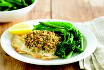 Healthy Fish & Seafood Recipes - Smart Eating for You / Welcome to Smart Eating for You! Recipes to help you eat well.  See also http://daa.asn.au/for-the-public/smart-eating-for-you/