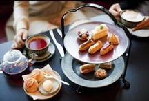 Afternoon Tea Andaz Tavern / Afternoon Tea is now available at the Andaz Tavern from 2:00 – 6:00pm  Afternoon tea set (savory or sweet) including a free flow  with choice from our coffee or tea selection