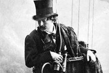 Nadar et ses Amis / The Portrait Photography in the nineteenth century and early twentieth century.