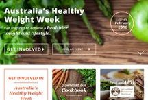 Australia's Healthy Weight Week / #AHWW2017 is about making simple changes towards smart eating, like cooking at home & choosing the right portions.  Eat better, feel better, see an APD!  We'll be adding photos from #AHWW2017 to the top of this board. Send event photos to marketing@daa.asn.au