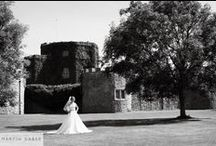Walton Castle in Clevedon / Walton Castle is a Grade II listed hill top property enjoying glorious 360 degree views over wooded North Somerset.