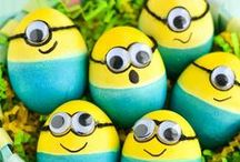 Πασχαλινές Ιδέες / Οι πιο όμορφες ιδέες για το Πάσχα.