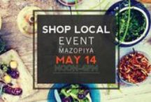 Mazopiya Classes & Events / Learn to live a more healthful life, improving your cooking and food prep skills and try something new with classes at Mazopiya in #PriorLake #Minnesota. Visit http://www.mazopiya.com/classes.html for upcoming classes.