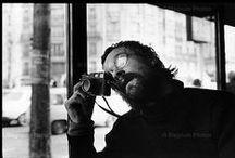 Josef Koudelka /  Czech photographer