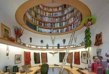 BOOKS & NOOKS / Unusual Places to fill with books