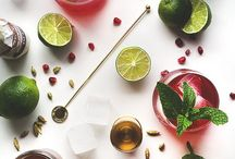 PHOTOGRAPHY - food & drinks