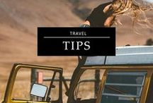 Travel Blogger Tips and Tricks / The best travel tips and advice from Bloggers around the world. be Safe, save money, find the Best secret locations and so much more...