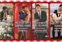 Bayou Billionaires / Secrets and scandal are family legacy for the Reynauds! The Bayou Billionaires is a series by Catherine Mann and Joanne Rock for Harlequin Desire.