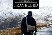 BEAUTIFULLY TRAVELLED / A Life Beautifully Travelled is a British Travel Blog that encourages the young professional to travel more through detailed travel itineraries, concrete advice and a whole heap of inspiration.