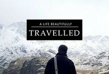 Beautifully Travelled / A Life Beautifully Travelled blog posts to help you combine your nine-to-five job with part-time travel. The blog features inspiration for London Staycations, as well as detailed travel itineraries for Microtrips in the United Kingdom, five-day Weekend Getaways in Europe and the odd two-week trip abroad. Additionally, you'll find concrete travel tips; reviews of hotels, tours and restaurants; and a whole heap of travel inspiration.  ✈Find out More: beautifullytravelled.com ✈