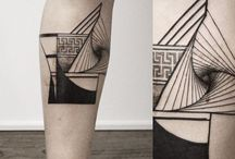 Paul Goodwin Tattoos / A collection of tattoos by Paul Goodwin