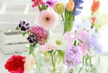 Flower Spring/Sommer arranging