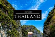 Two Weeks in Thailand / Travel Inspiration, Itineraries, Tips and advice for my favourite Destinations in Thailand Looking for things to do in Chiang Mai? Want to know what to wear in Bangkok? From fashion in Phuket to food in Phi Phi, from gap years to honeymoons, Thailand has something for everyone. Wether you opt for elephants, full moon parties or backpacking, the choice is yours.