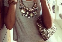 My style... / My dream closet would have all of these pieces in it... / by Anna Fraser