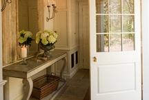 Foyers and Hallways