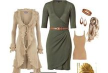 My Style / Things I'd Like To Wear / by Dawn Wheeler