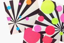 Art Lesson Ideas / Innovative and creative ideas for my art classes...