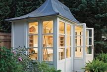 Potting Sheds & Garden Houses