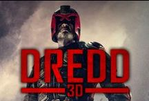 Dredd 3D / Judgement is coming. Dredd 3D comes to US theaters September 21st.