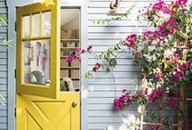 doors / Basically... we love gorgeous doors from all over the world. Take a look at some of the most breathtaking ones we've found on Pinterest.  Warning: this board has the potential to inspire some SERIOUS door envy!