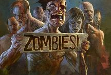 The Zed Word / Zombies, zombies everywhere / by Steph B