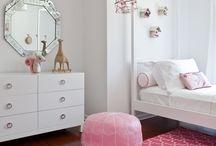 Room:  Girls Bedroom