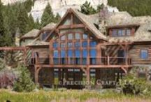 Cabin Ideas and Cabin Decore / by Renee Roiseland
