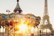 Paris and London / by Layne Weichselbaum