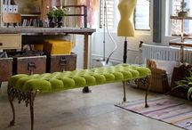 Chartreuse / by MacKenzie-Childs