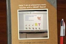 "SMART Board Lessons for Elementary Music / Here are a few great links to Elementary SMART Board Music Lessons. Please see http://www.amymburns.com/ and click on ""Interactive Whiteboard Resources"" to see a thorough list."