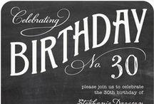 Birthday Party: Milestones