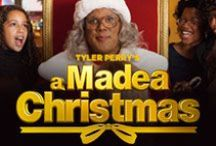 Tyler Perry's A Madea Christmas / Madea gets coaxed into helping a friend pay her daughter a surprise visit in the country for Christmas, but the biggest surprise is what they'll find when they arrive. As the small, rural town prepares for its annual Christmas Jubilee, new secrets are revealed and old relationships are tested while Madea dishes her own brand of Christmas Spirit to all.  Now Playing! www.amadeachristmasmovie.com