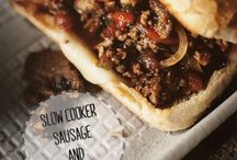 Let's slow it down  / Slow Cooker Recipes