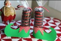 Christmas Delights / Christmas cookies and Christmas appetizers