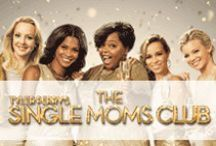 Tyler Perry's The Single Moms Club / Now Playing! Five struggling single moms form a support group, and find inspiration and laughter in their new sisterhood.