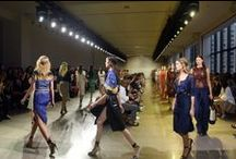 On the runway / Our favorite looks from designers in New York to Paris.  / by Washington Post