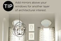 tips / Browse our best decorating tips and glean inspiration for your next home project!