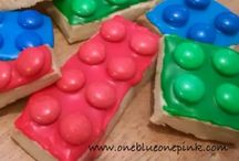 Baking with the kids / by One blue one pink