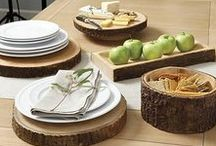 entertain / From hostess tips to inspiring recipes and swoon-worthy place setting ideas, browse our entertaining board for inspiration for your next get-together.