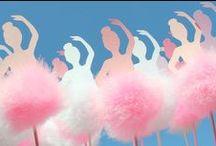 Birthday Party: Beautiful Ballerinas